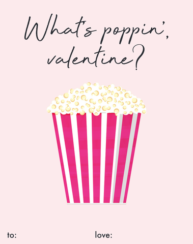 Valentine's Day Download - Free Cards from Moon and Lola