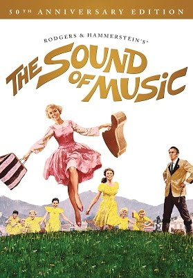 Moon and Lola favorite wedding movies the sound of music with julie andrews