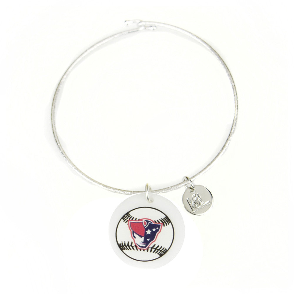 I found this at #moonandlola! - AFHS Charm Bangle
