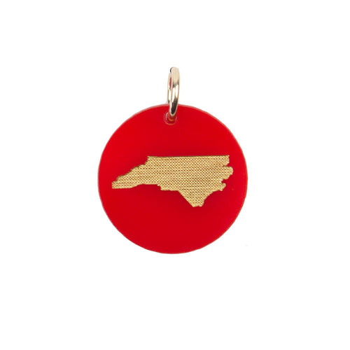 I found this at #moonandlola! - Acrylic State Charm