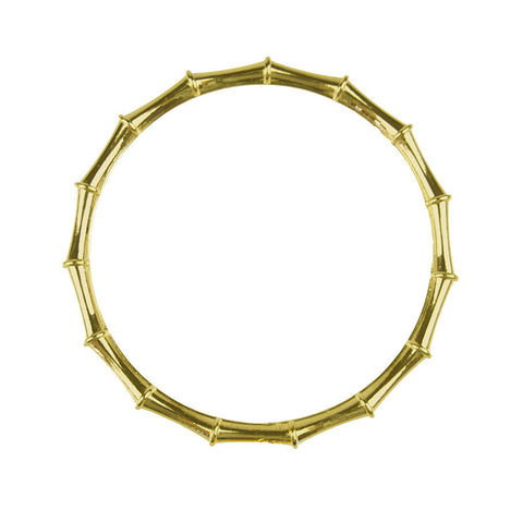 I found this at #moonandlola! - Bamboo Bangle