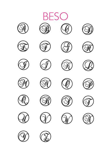 I found this at #moonandlola! - Beso Font Sheet