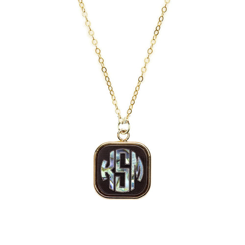 I found this at #moonandlola! - Calypso Square Necklace