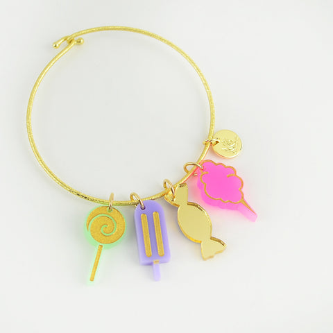 Wrapped Candy Charm in So Many Colors - I found this at #moonandlola
