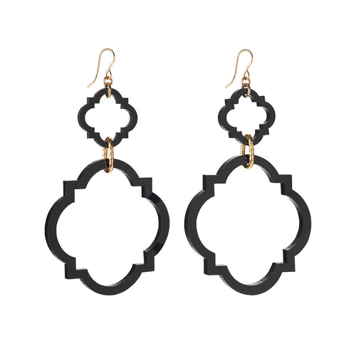I found this at #moonandlola! - Capri Earrings