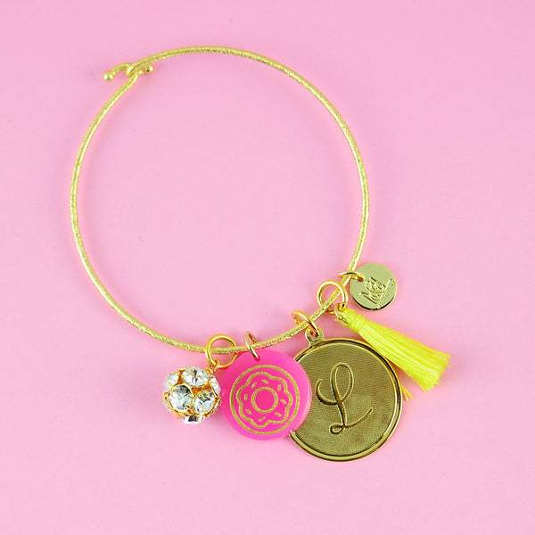 Personalized Charm Bracelet Voucher Product