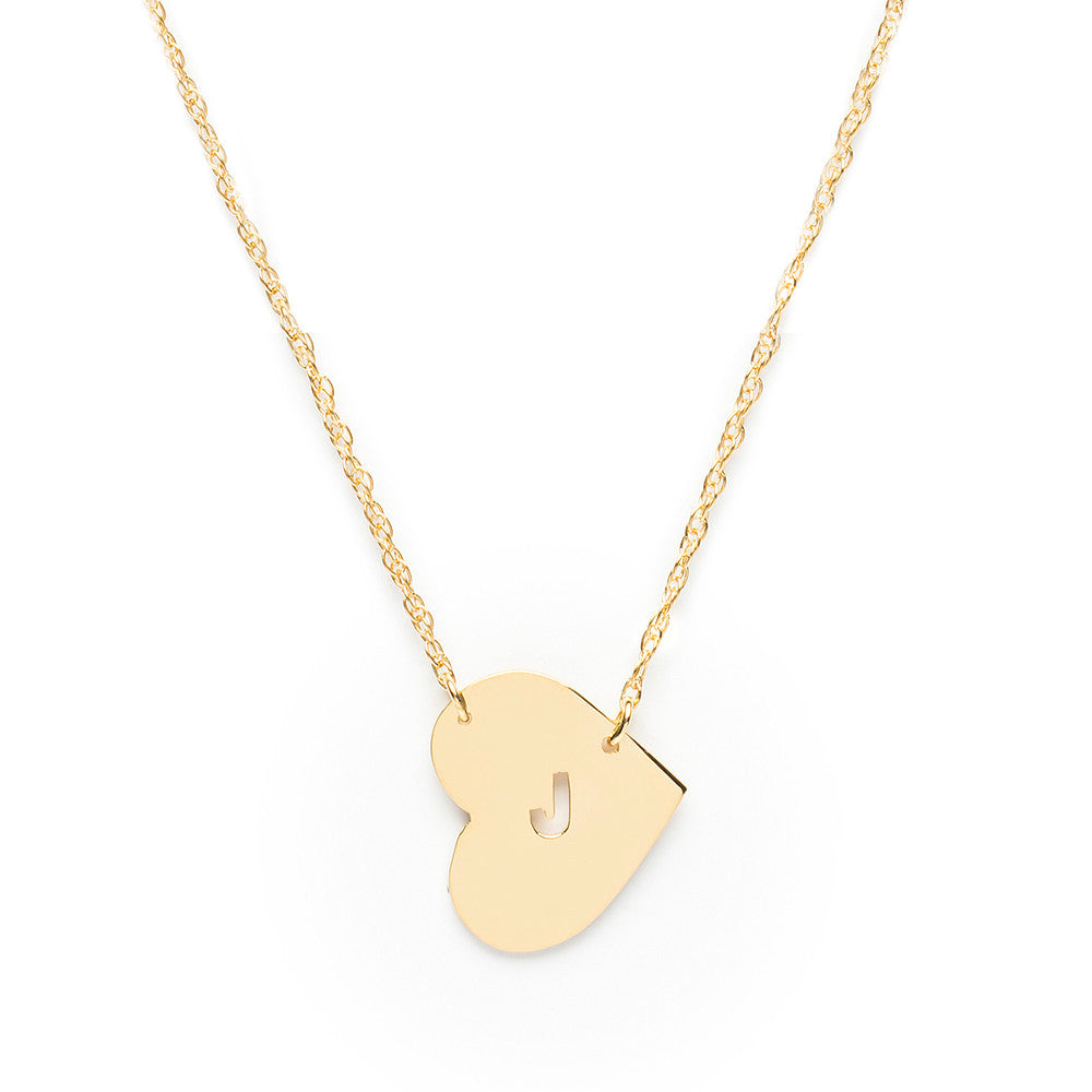 I found this at #moonandlola - Coeur Necklace