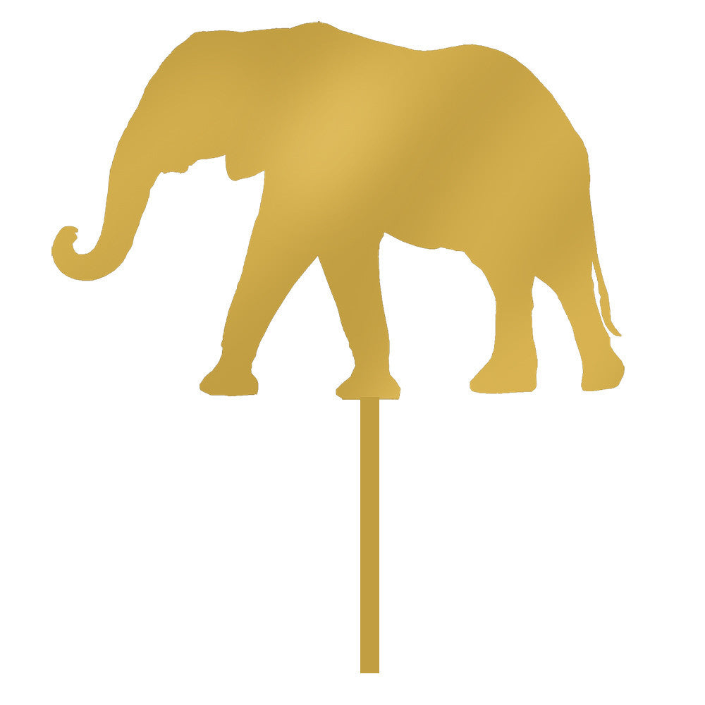 I found this at #moonandlola! - Elephant Cake Topper