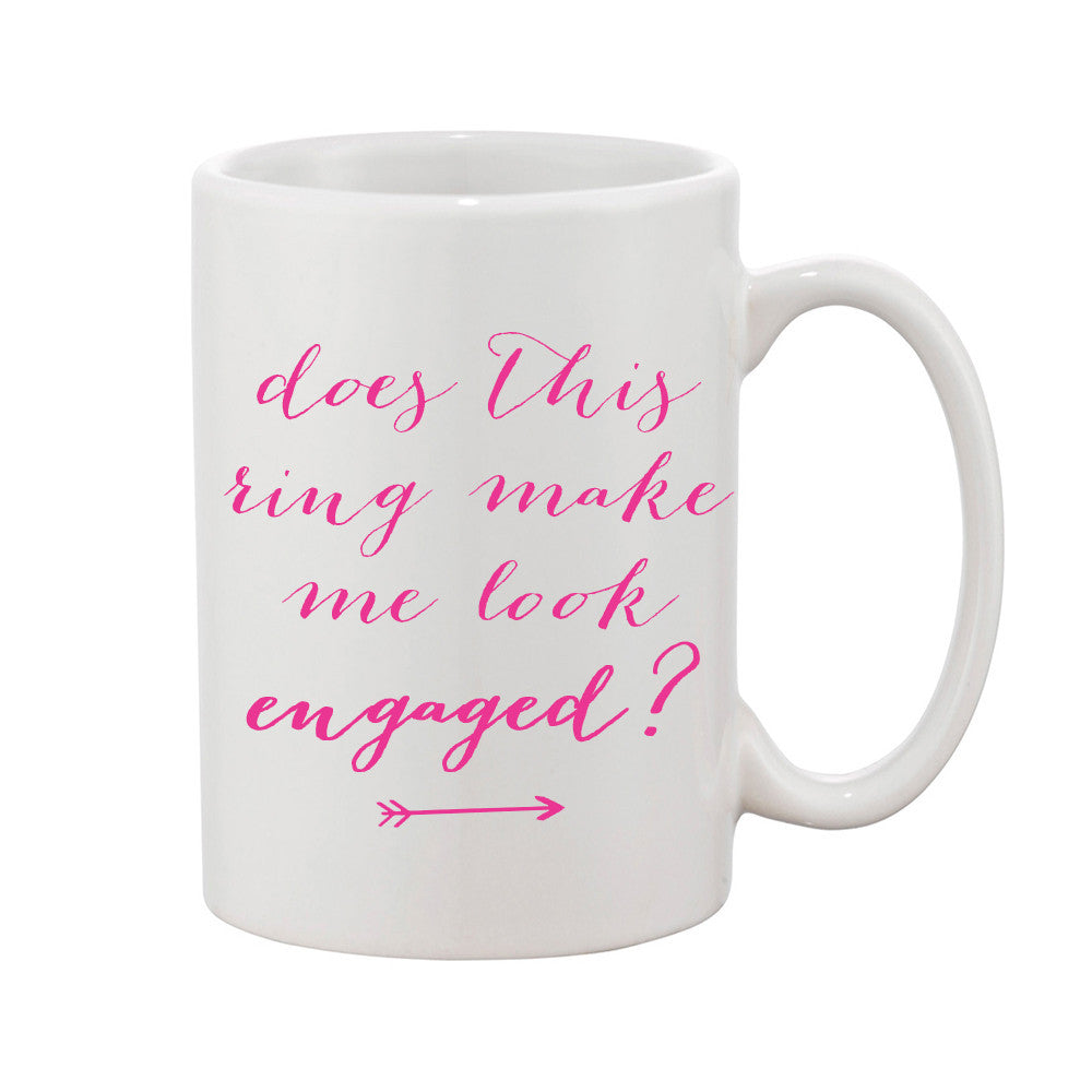 I found this at #moonandlola! - Engagement Mug
