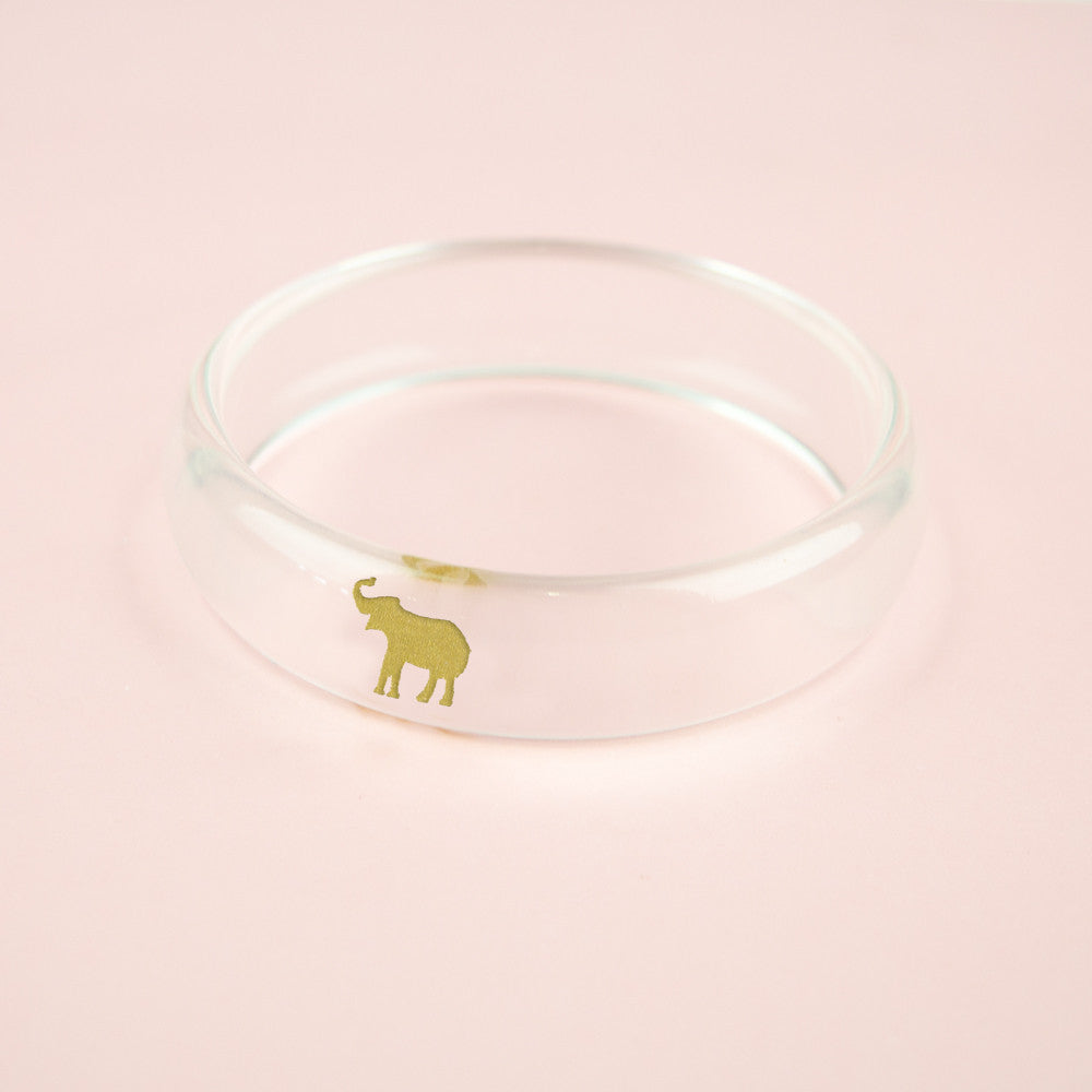 I found this at #moonandlola! - Everly Eden Bangle Crystal