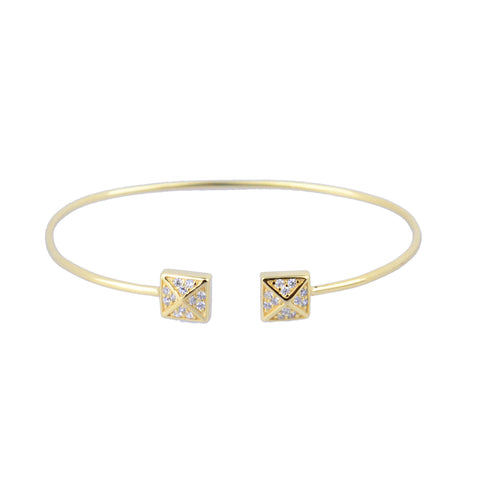 Parker Tortoise Eden Bangle