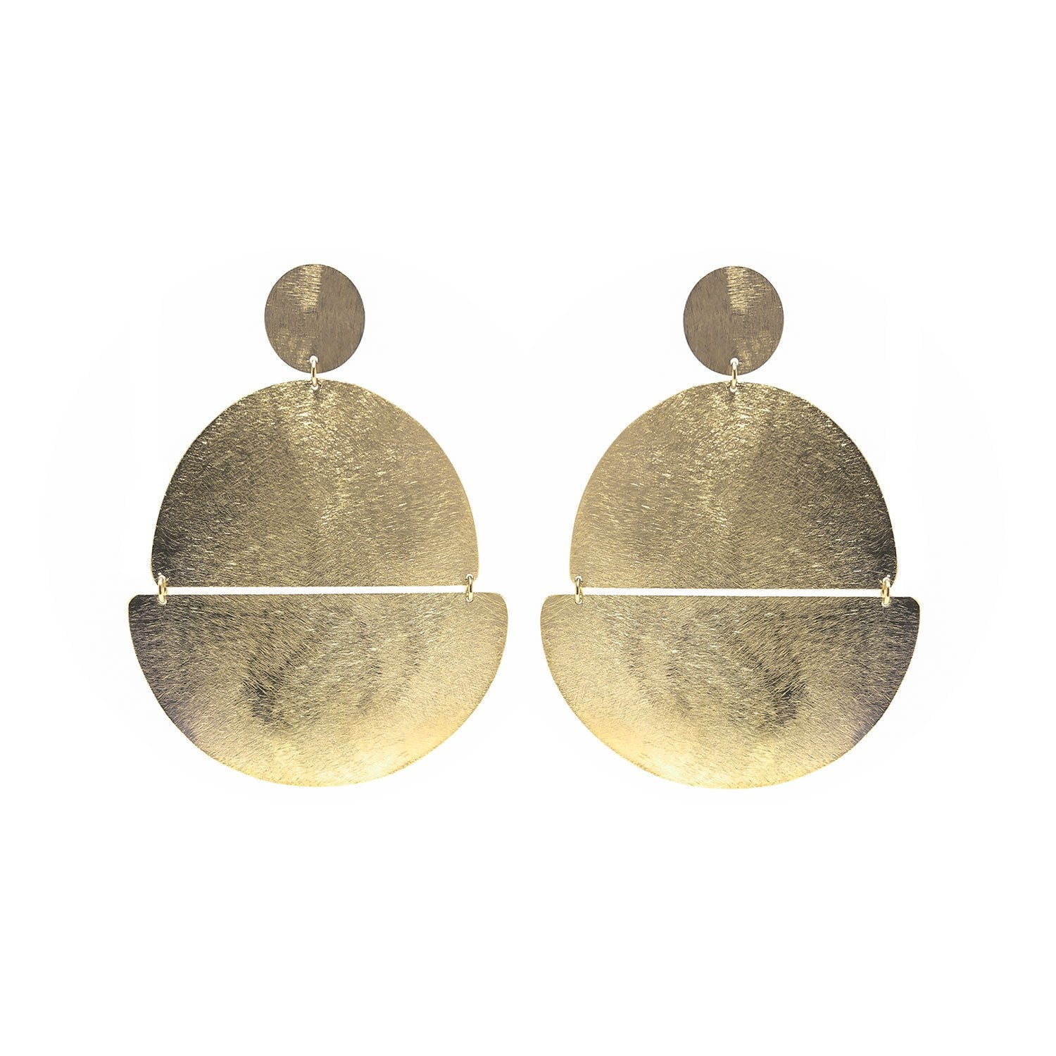 Moon and Lola Ferrada Earrings