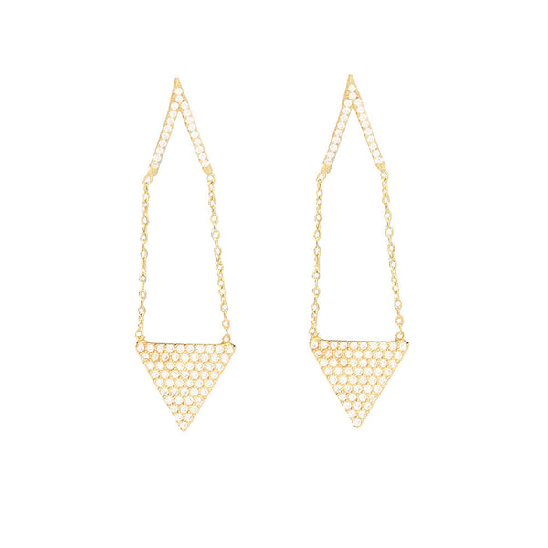I found this at #moonandlola! - Geneva Earrings