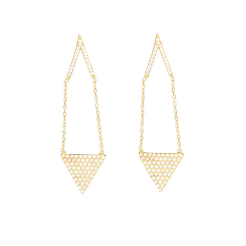 Moon and Lola - Geneva Earrings