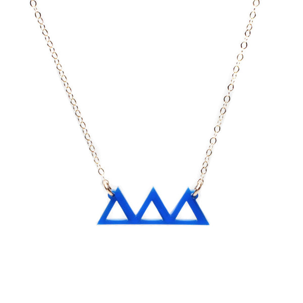 I found this at #moonandlola! - Greek Cutout Necklace