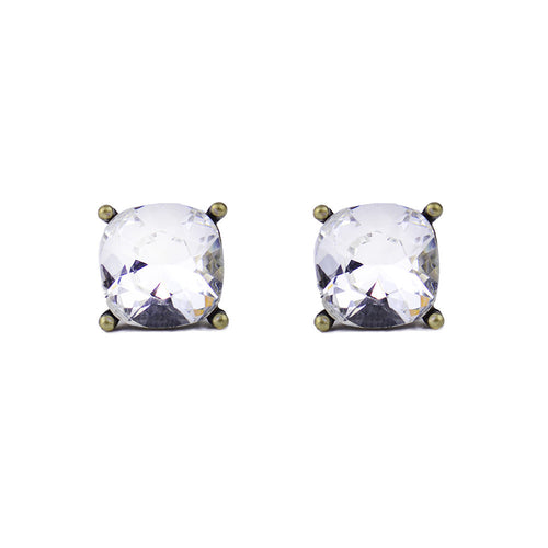 I found this at #moonandlola! - Hadley Studs Silver Shade