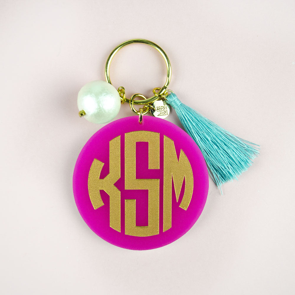 I found this at #moonandlola! - Hartford Keychain with Charms