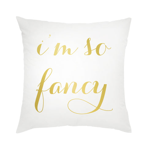 Moon and Lola - I'm so Fancy Pillow