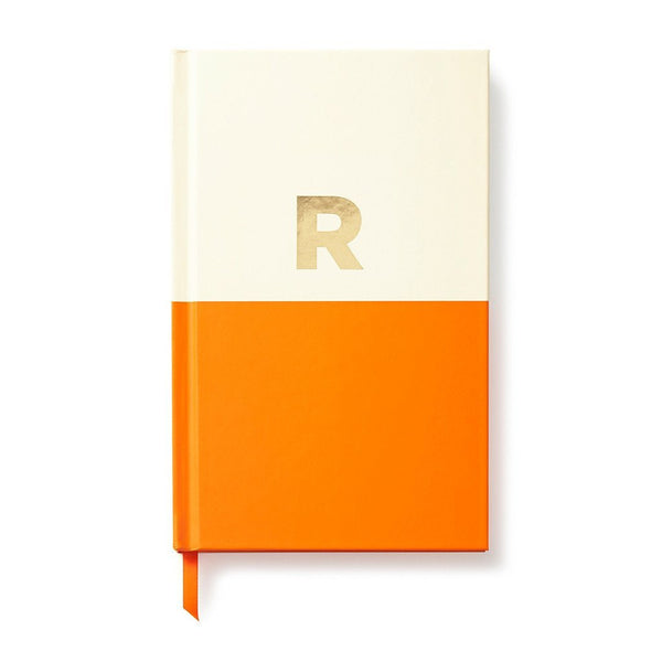 Moon and Lola - Kate Spade Dipped Initial Notebook R