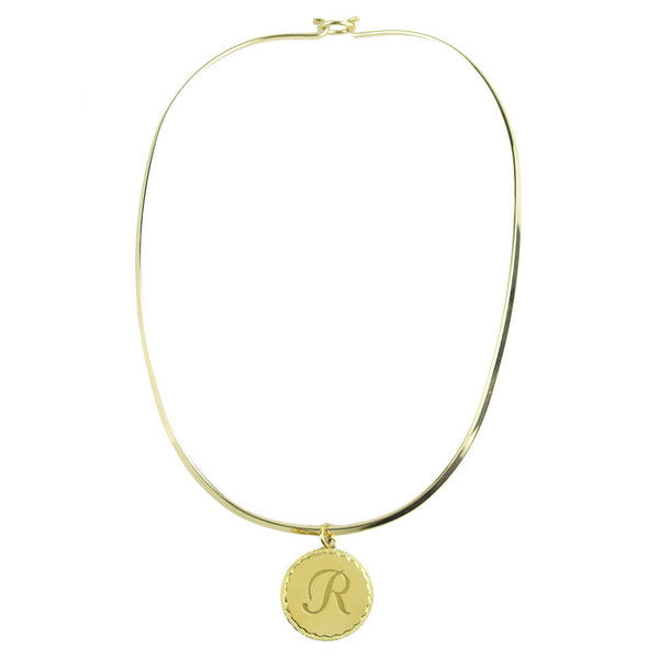 I found this at #moonandlola! - Kota Collar Oval with Dalton Charm