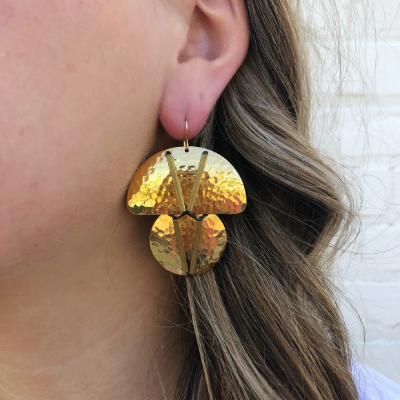 Moon and Lola - Kouve Earrings