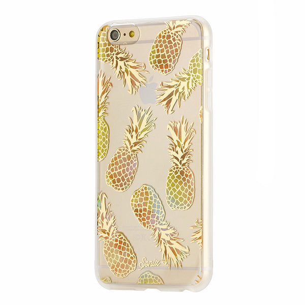 I found this at #moonandlola! - Sonix Liana Peach iPhone Case side view