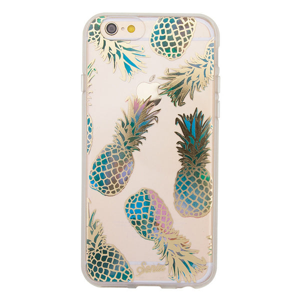 Moon and Lola - Sonix Liana Teal iPhone Case
