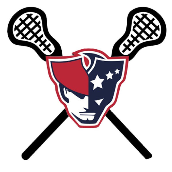Moon and Lola - AFHS Lacrosse Logo