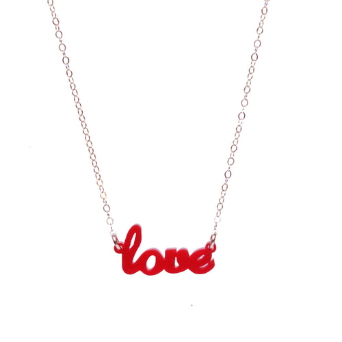 I found this at #moonandlola! - Acrylic Nameplate Necklaces Miscellaneous