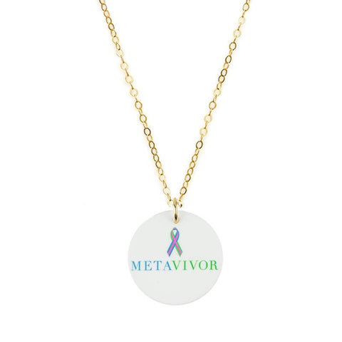 Dalton Birthstone Necklace