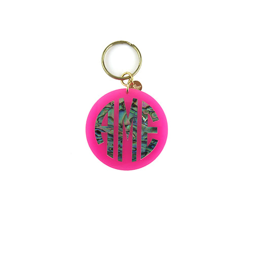 Moon and Lola - Calypso Keychain