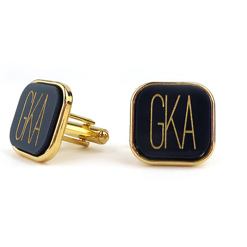 Moon and Lola - Vineyard Cuff Link