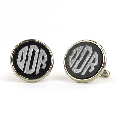 Moon and Lola - Sample Cuff Links