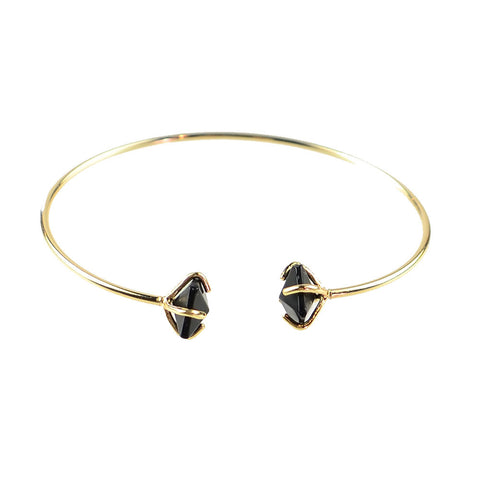 Everly Eden Bangle Crystal