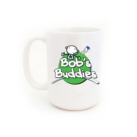 I found this at #moonandlola! - Bob's Buddies Mug