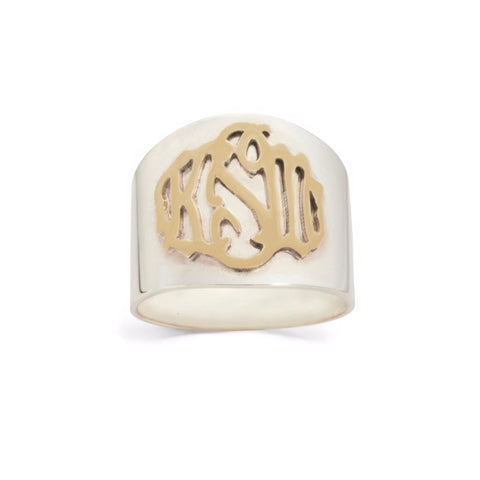 Boyfriend Signet Ring