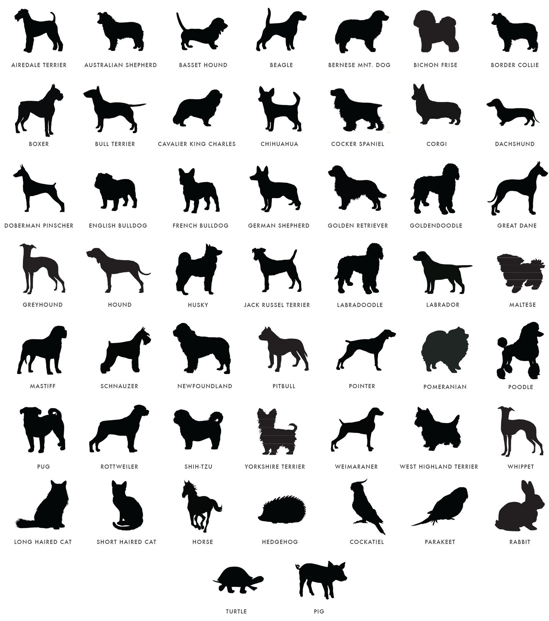 I found this at #moonandlola! - Pet Symbols