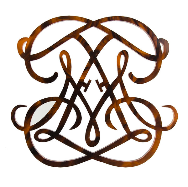 Moon and Lola xx Emily McCarthy Wall Art Woven Font