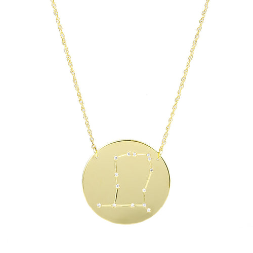 I found this at #moonandlola - Metal Constellation Necklace