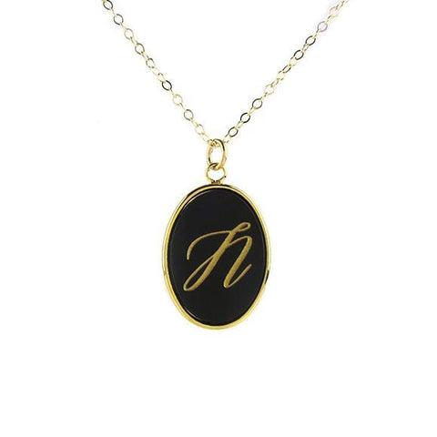 Vineyard Square Necklace