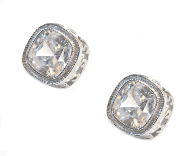 Moon and Lola - Aspen Studs Silver