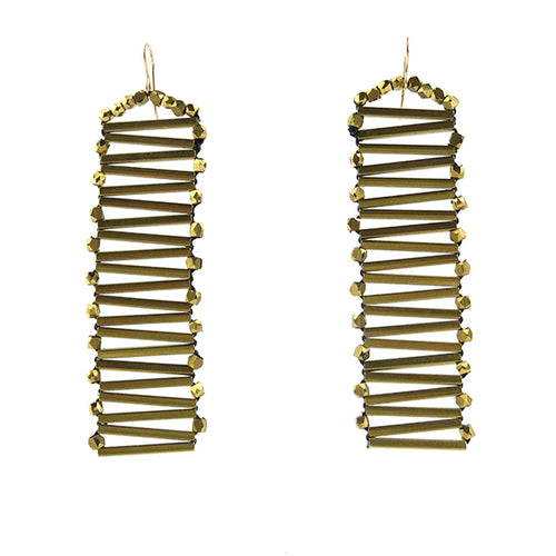 Moon and Lola - Agbandi Earrings