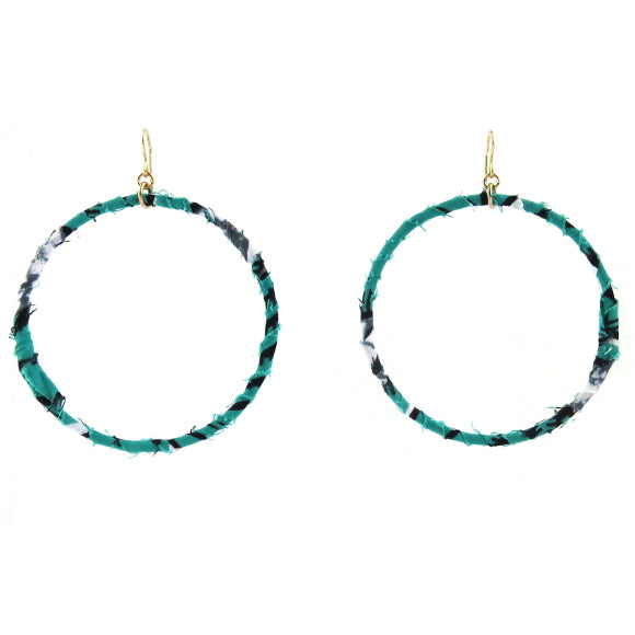 Moon and Lola - Badou Earrings in color way 1