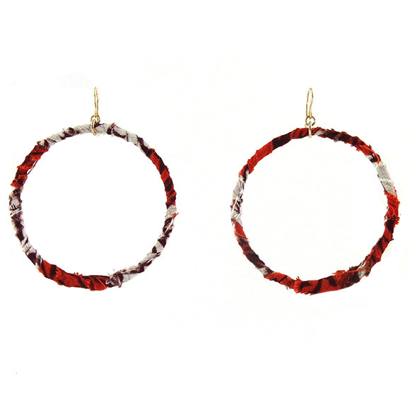 Moon and Lola - Badou Earrings in color way 10