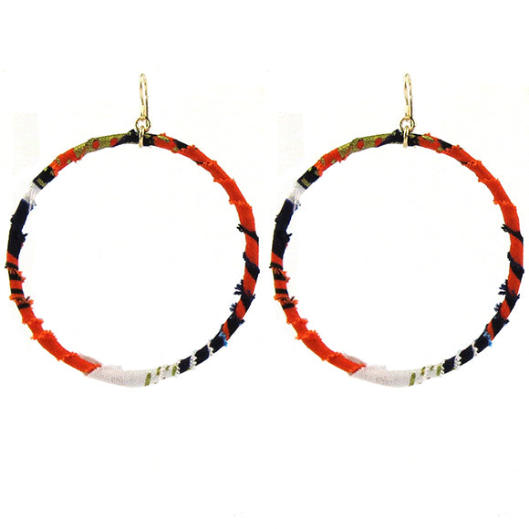 Moon and Lola - Badou Earrings in color way 13