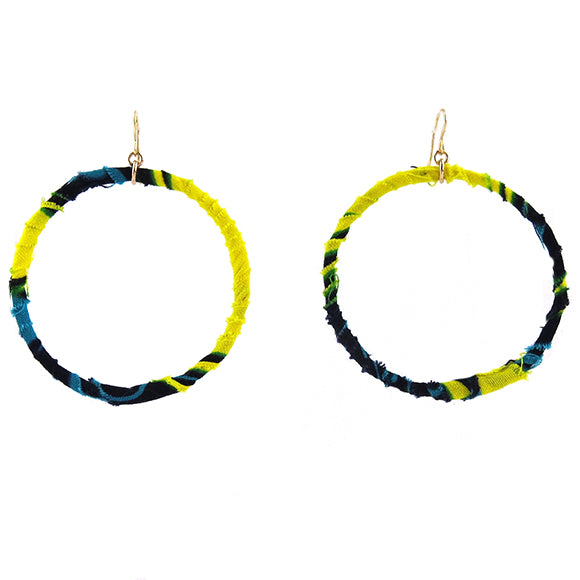 Moon and Lola - Badou Earrings in color way 14
