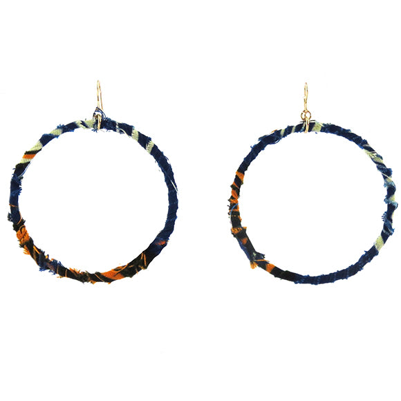 Moon and Lola - Badou Earrings in color way 2
