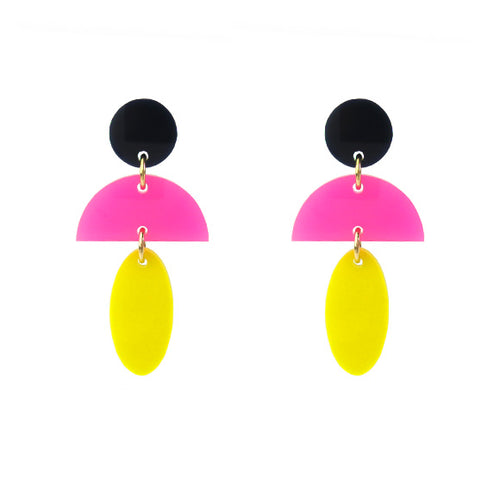 Moon and Lola - Custom Anquilla Earrings
