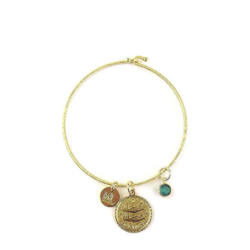 Moon and Lola - Birthday Bangle