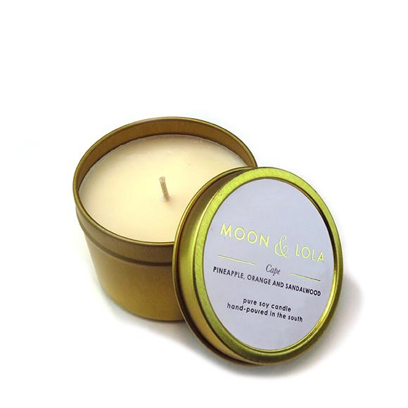 Moon and Lola - Small Scented Candle